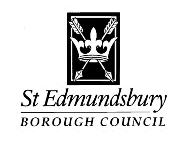 Home page of St. Edmundsbury Borough Council